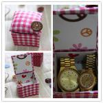Memory Box in Pink (Medium)