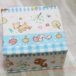 Memory Box with little deer